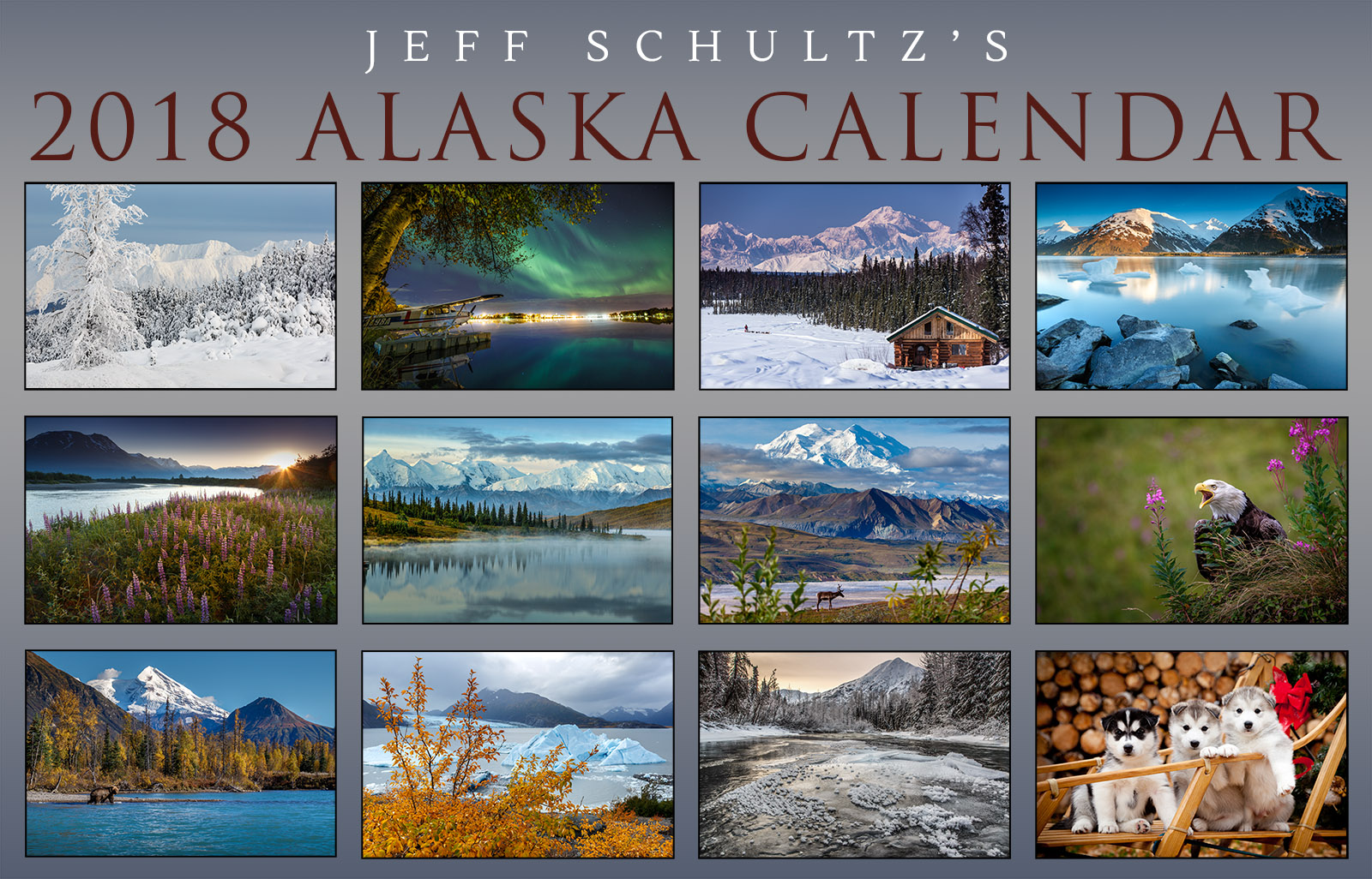 Corporate Calendar 2018 : Corporate calendar jeff schultz photography
