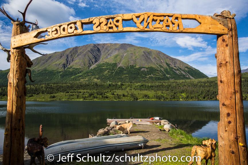 Rainy Pass Lodge photo workshop scouting photos July 21-24 2013