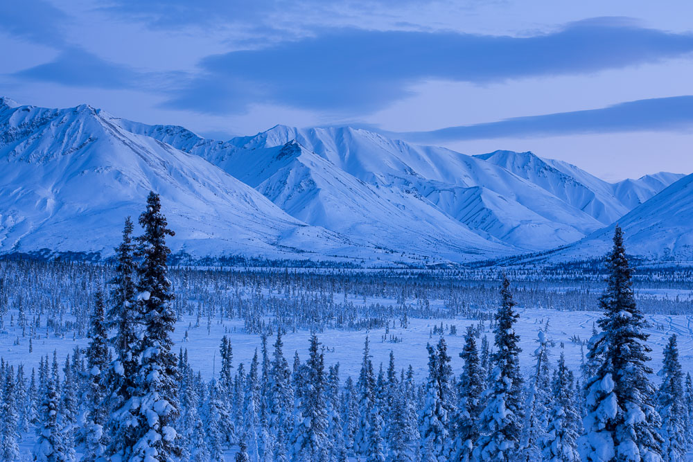 Monthly Calendar Book : Alaska landscape photography jeff schultz