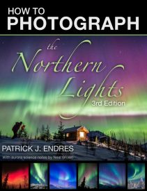 Book how to photograph aurora