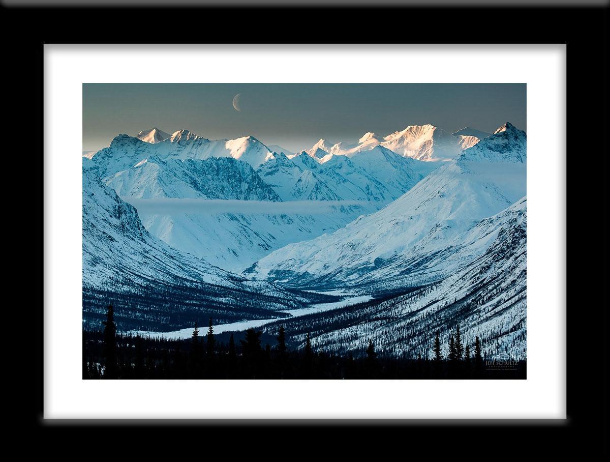 Chugach-mountains-Matanuska-River-Valley